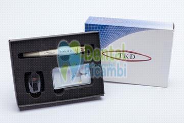 Immagine di Ablatore TITANUS-E TKD compatibile EMS, 1 inserto e chiavetta (410.00.01)