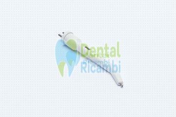 Immagine di Puntale grigio autoclavabile per siringa aria/acqua MiniLight e MiniMate Luzzani (RL348G)