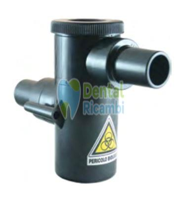 Picture of Complete CATTANI suction secretion intake filter (041075)