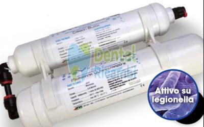 Picture of Legionella water filter Aqua - UF - Unit Pro 1, for purification and decontamination