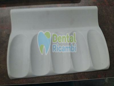 Picture of Planmeca hygienic membrane for plastic instrument console Compact dental unit (10005288)